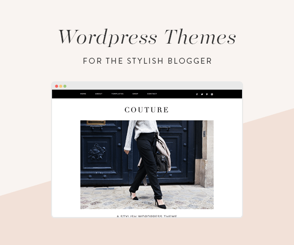 17th Avenue - Feminine Wordpress Themes